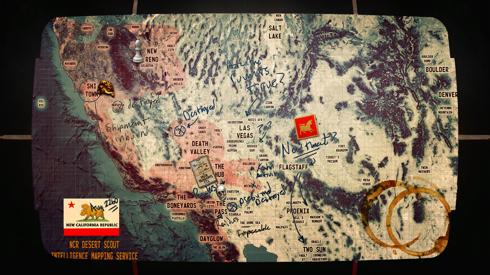 Loading Screens for BETA 200 image - Fallout: New California mod for ...