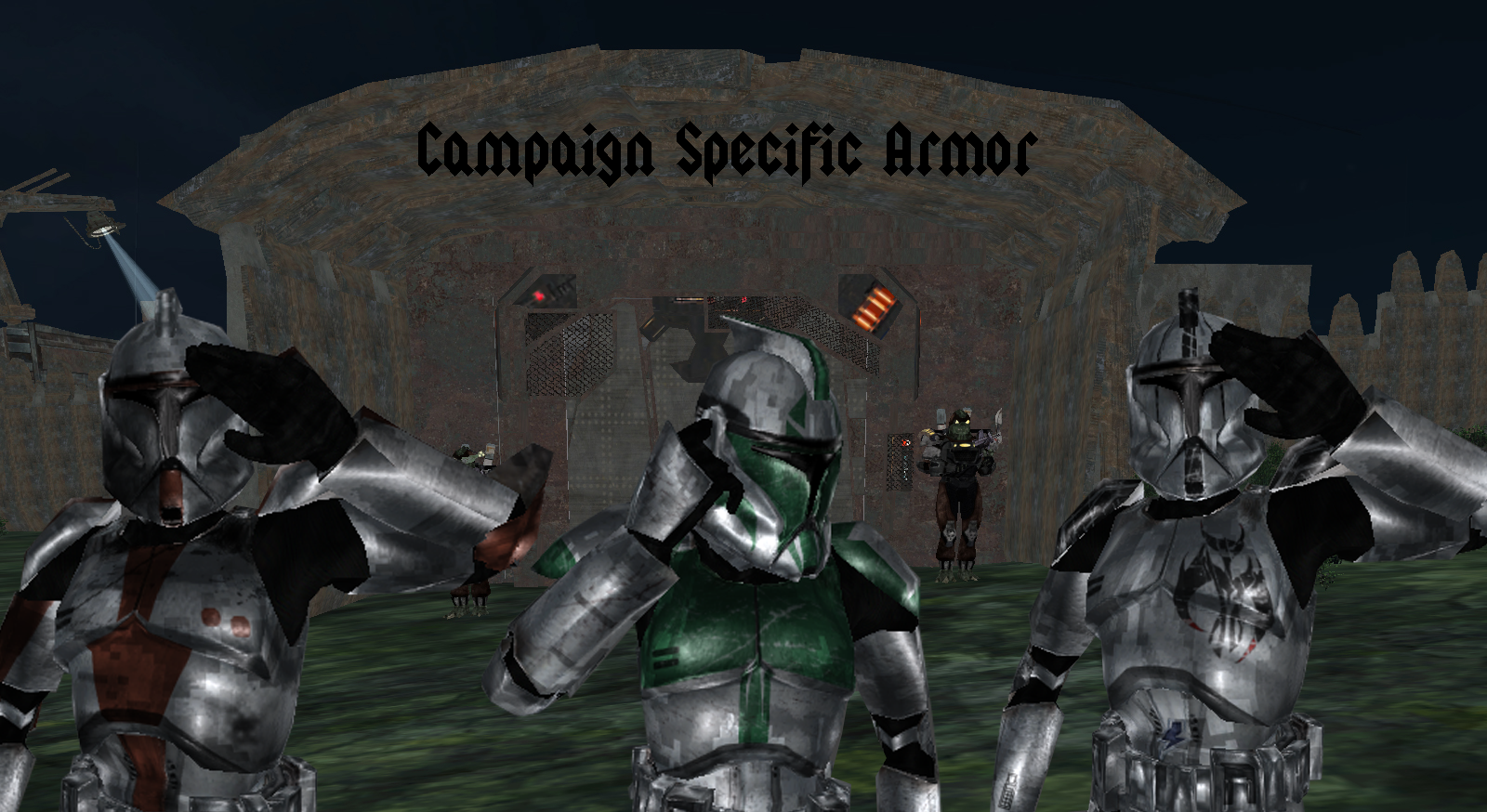 Classified File 02 Image Arc Trooper Mod For Star Wars