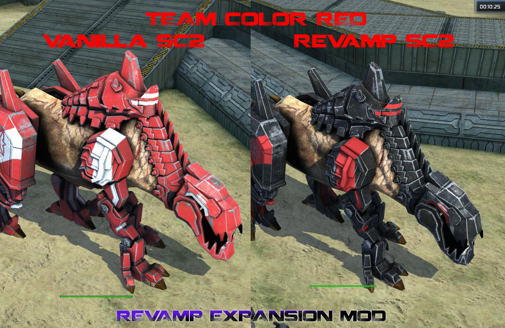 Editing Team Colors Image Revamp Expansion Mod Rve For