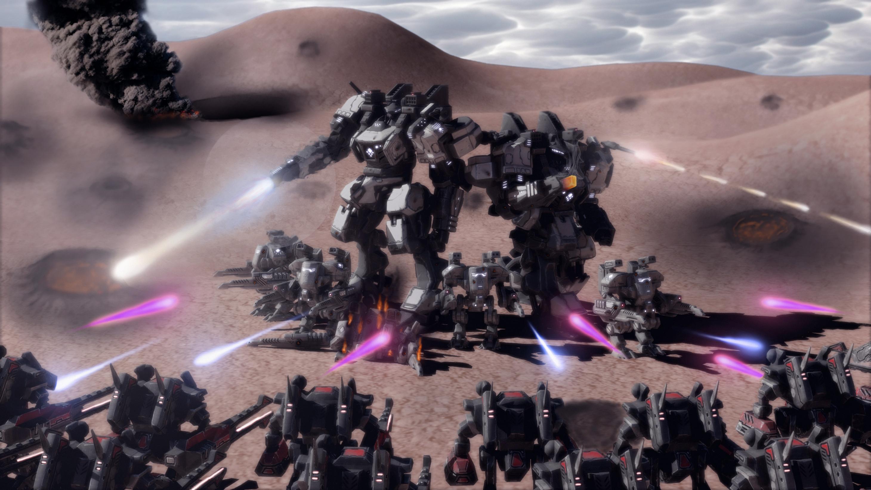 Uef vs cybran image revamp expansion mod rve for for Commander plantes
