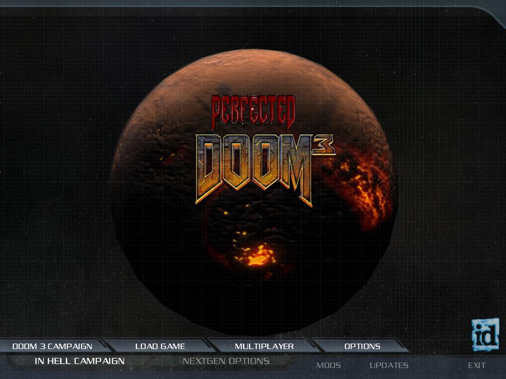 Perfected Doom 3 mod - Mod DB