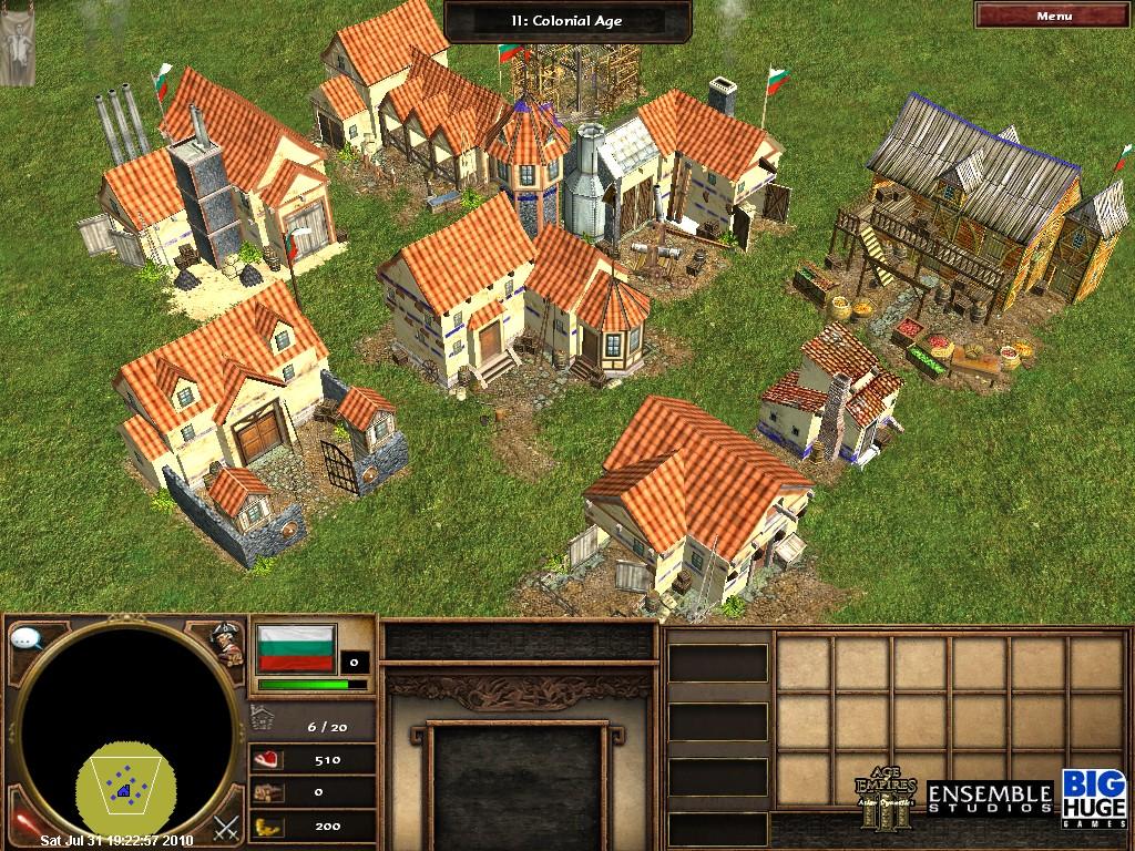 скачать моды Age Of Empires Iii - фото 9