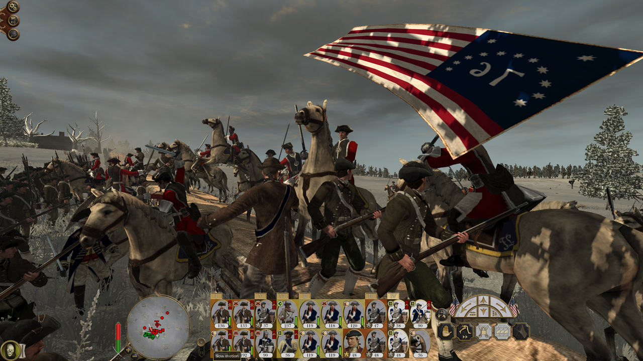 The American Revolution Mod by Toon Total War image - Mod DB