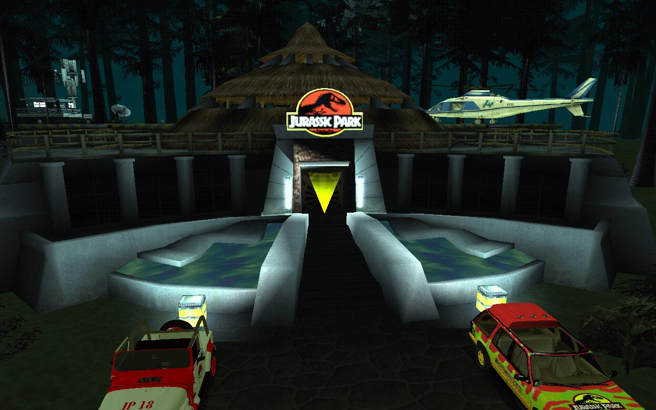 Jurassic park operation andreas mod mod db.