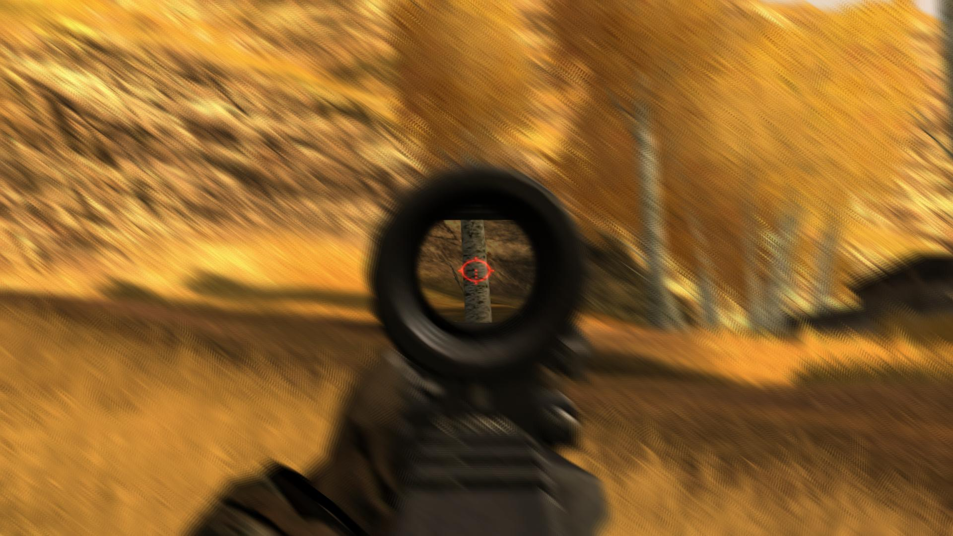 EoTech FTS Magnifier Ingame image - Alpha Project mod for