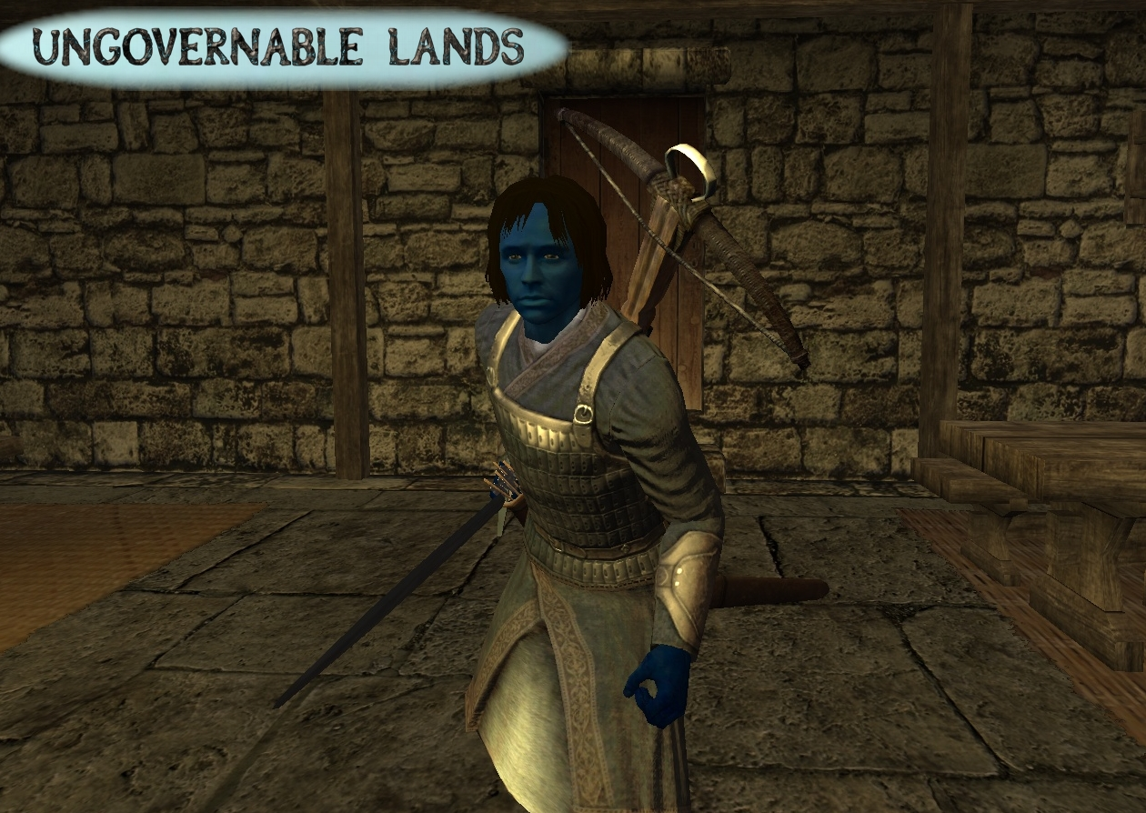 Blue Star Blade Reviews >> Kalid Male image - Hiridia: Ungovernable Lands mod for ...