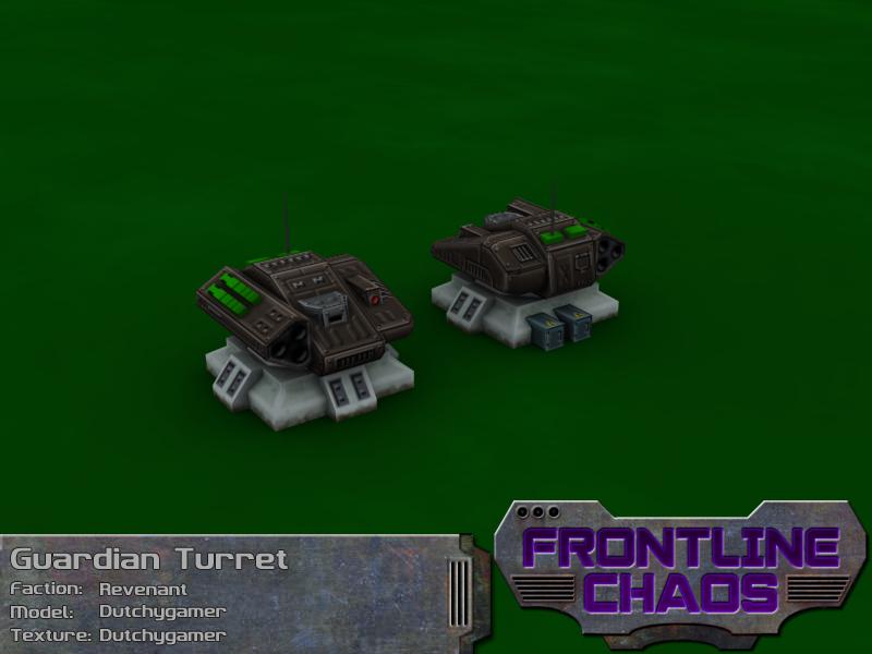 Revenant Guardian Turret