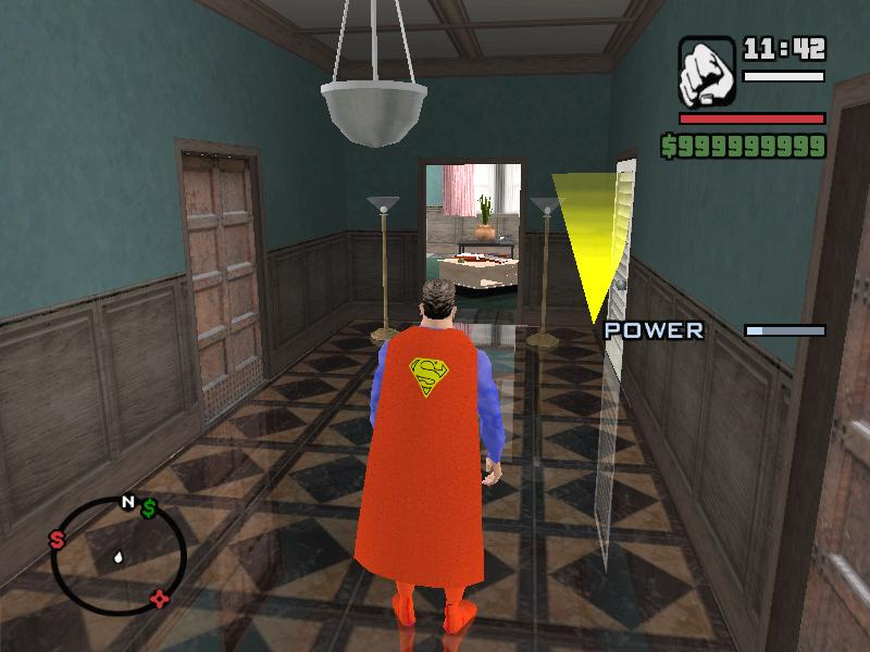 Gta san andreas superman mod full version game download.