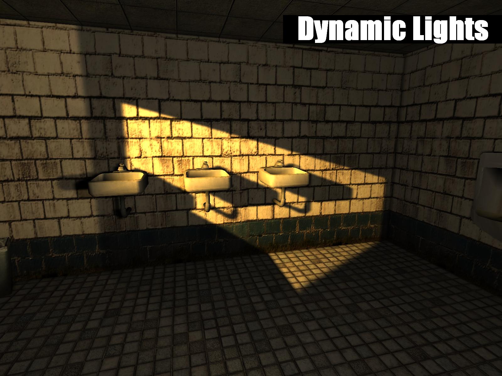 Add media Report RSS Dynamic Lights (view original) & Dynamic Lights image - Postal N mod for POSTAL 2 - Mod DB azcodes.com