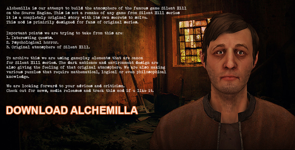 Silent Hill Alchemilla Download