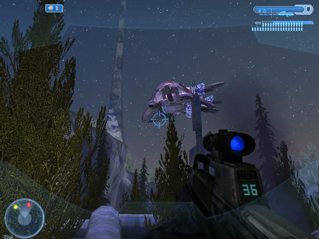 Phantom image - Reality: ODST mod for Halo: Combat Evolved