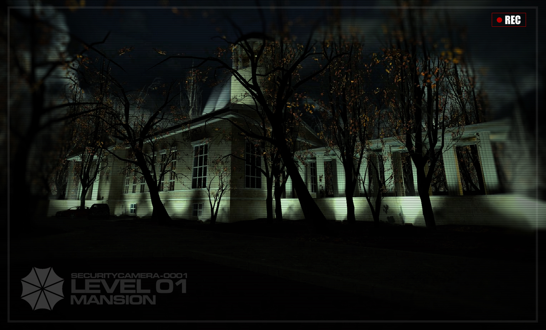 SC-0001 MANSION image - Umbrella Corporation mod for ...