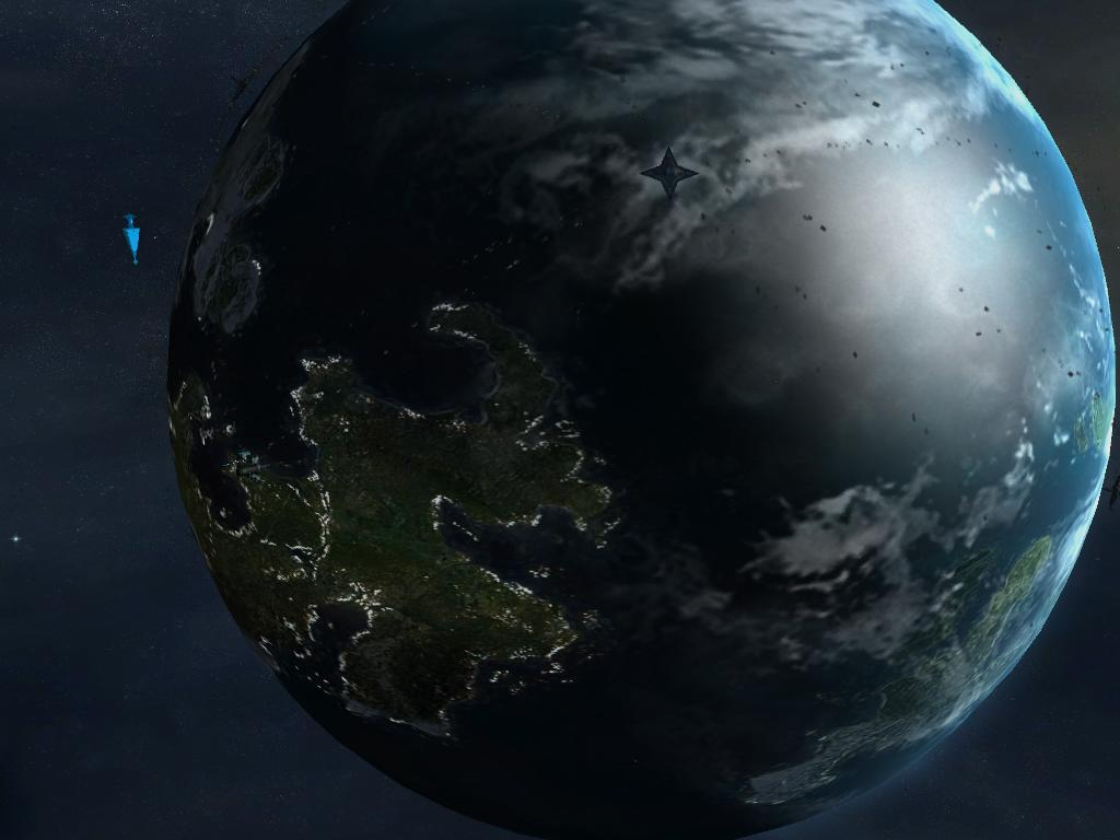 Enhanced Terran Planet image - Wrath Of The Advent Graphic ...