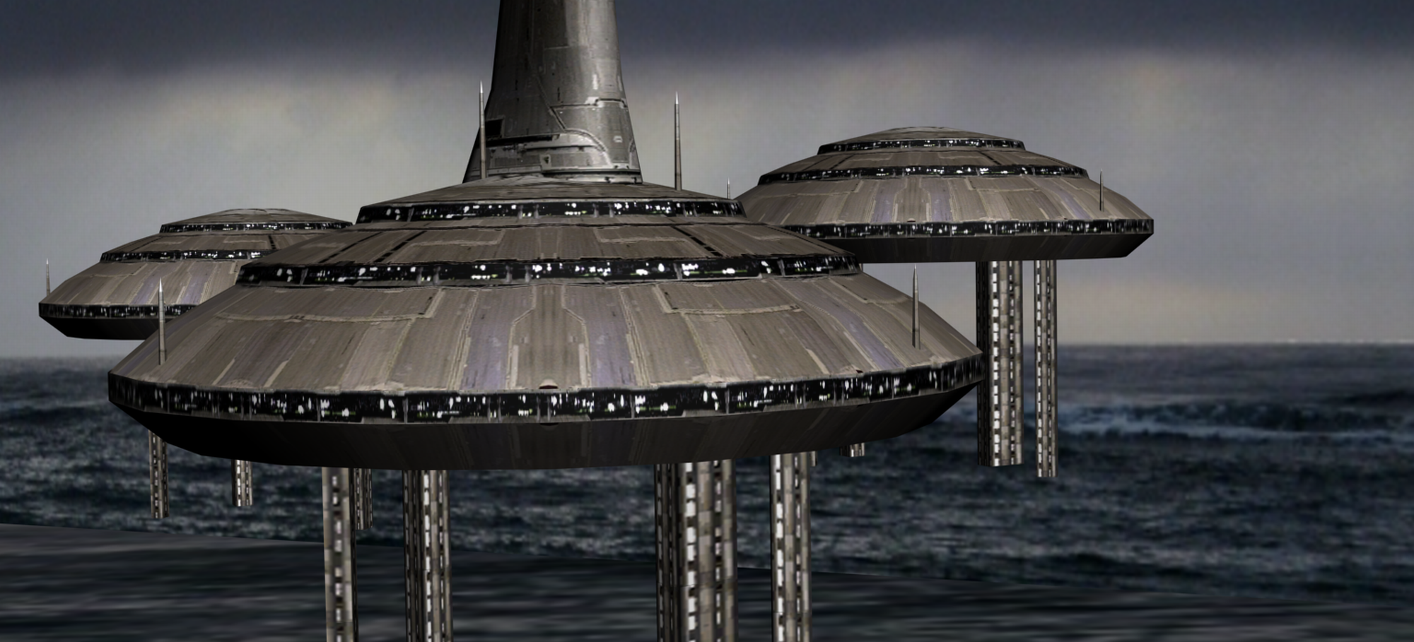 KAMINO STRUCTURE FOR MOVIE MAPS image - STAR WARS mod for ... Kamino