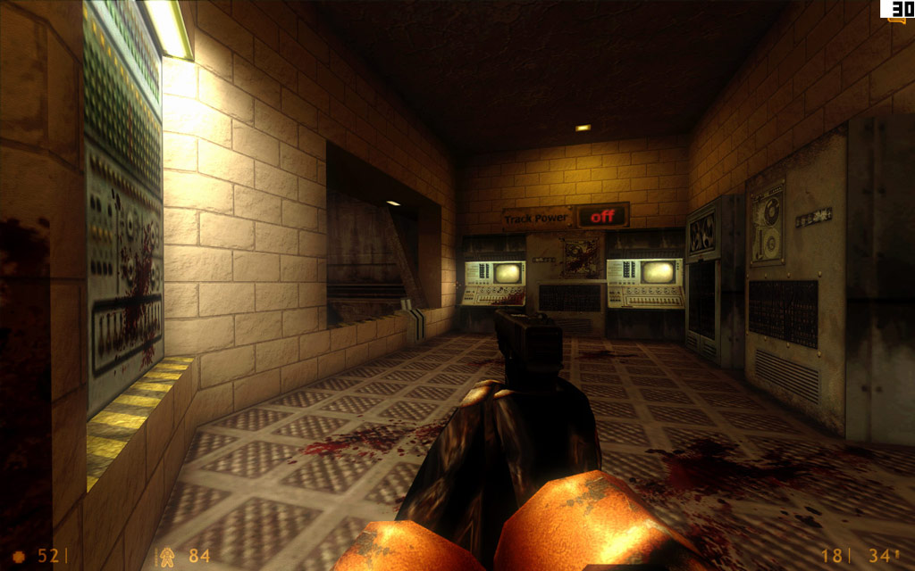 HL:S - Enhanced Shaders 2010 - Custom ENB mod for Half-Life