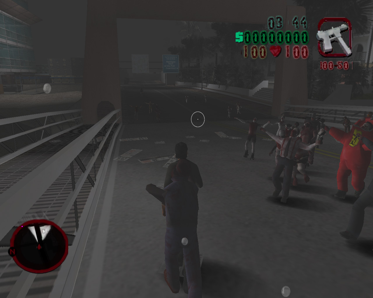 mod zombie gta vc android
