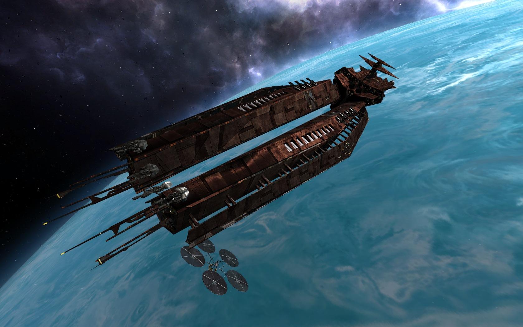 X3 Terran Conflict Split - Bing images