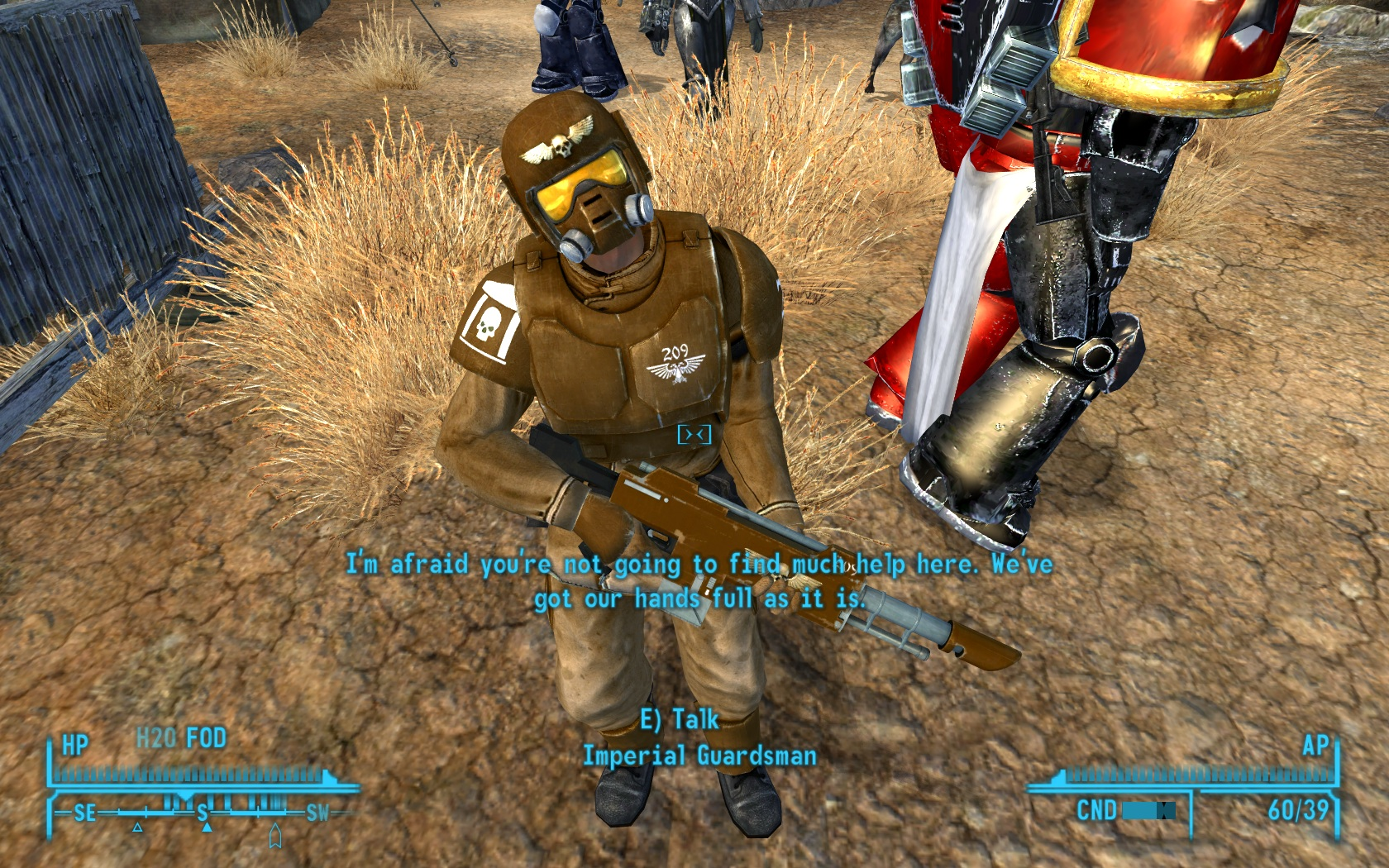 The Imperial Guard Image Warhammer 40k Conversion Mod For