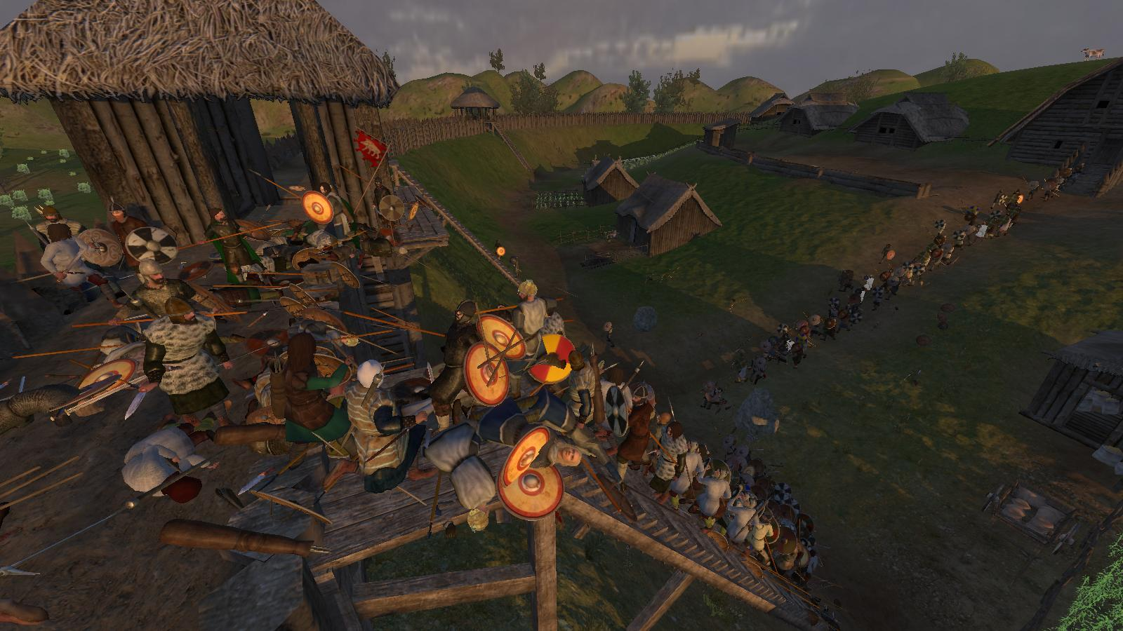 Searoburh Siege Image Brytenwalda Mod For Mount Amp Blade