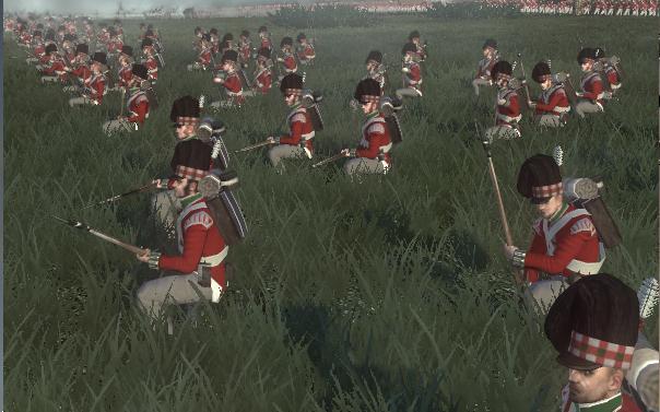 Scottish Highland Light Infantry Image Additional Units