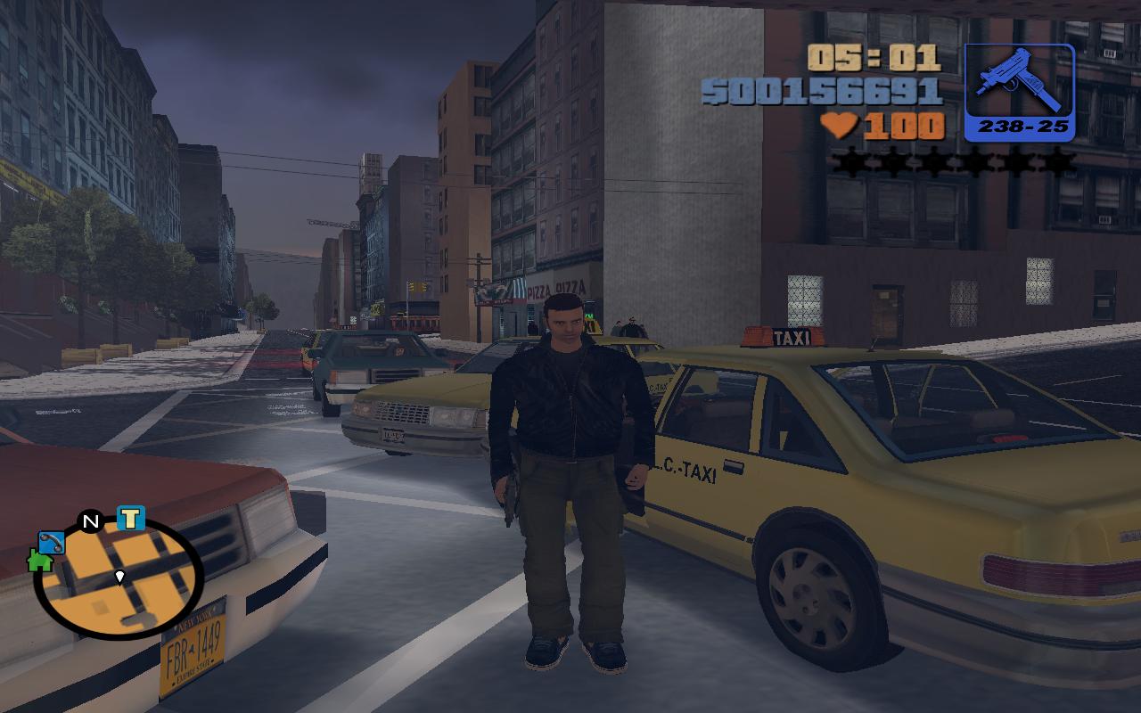 GTA 3 HD Compilation image - Grand Theft Auto 3 Ultimate Edition mod