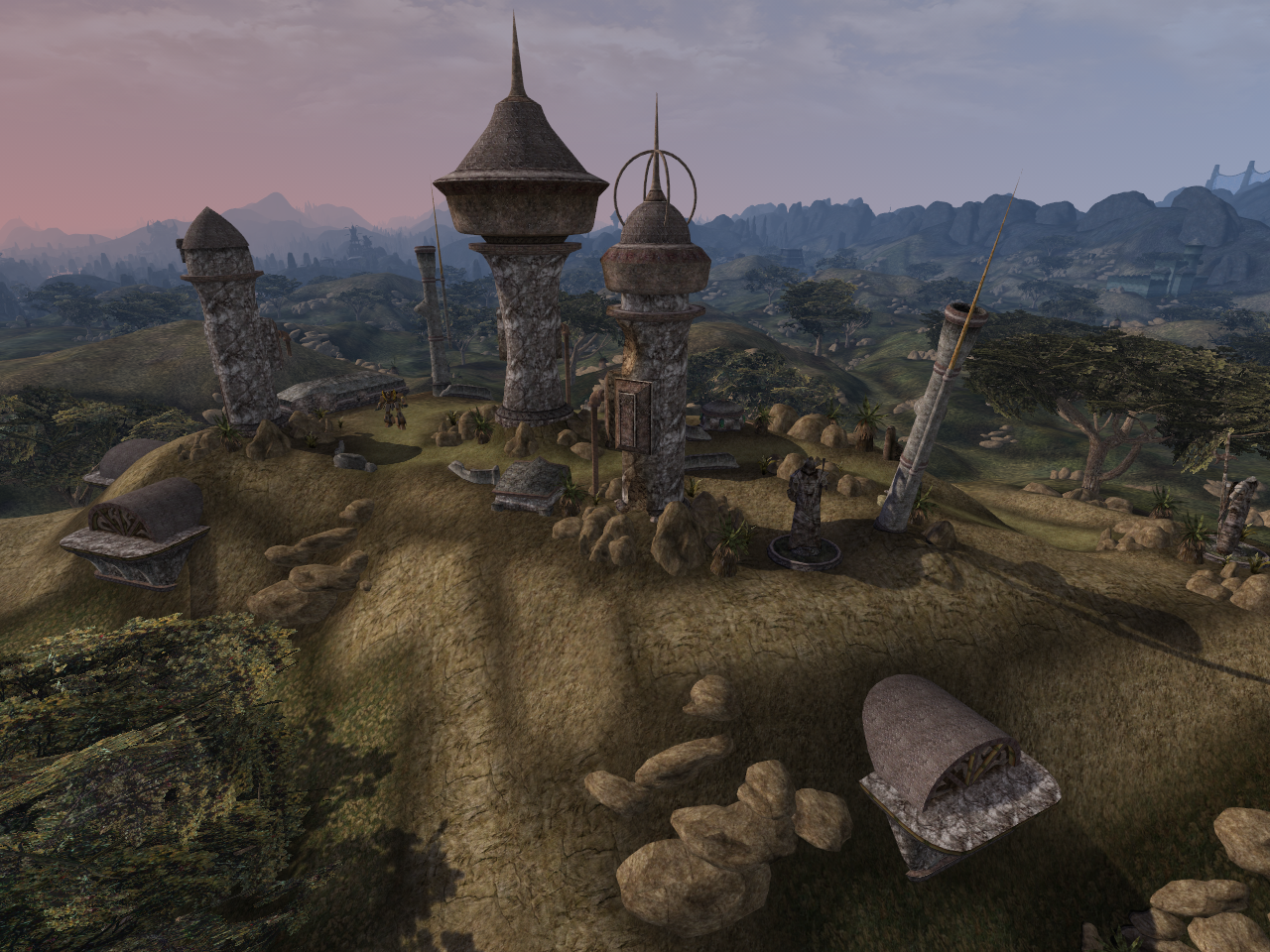 Grazelands Overhaul - Coming soon! image - Morrowind Rebirth