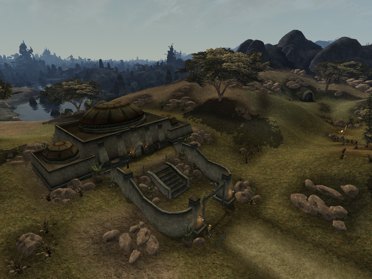 Grazelands Overhaul - Coming soon! image - Morrowind Rebirth 5 0 mod