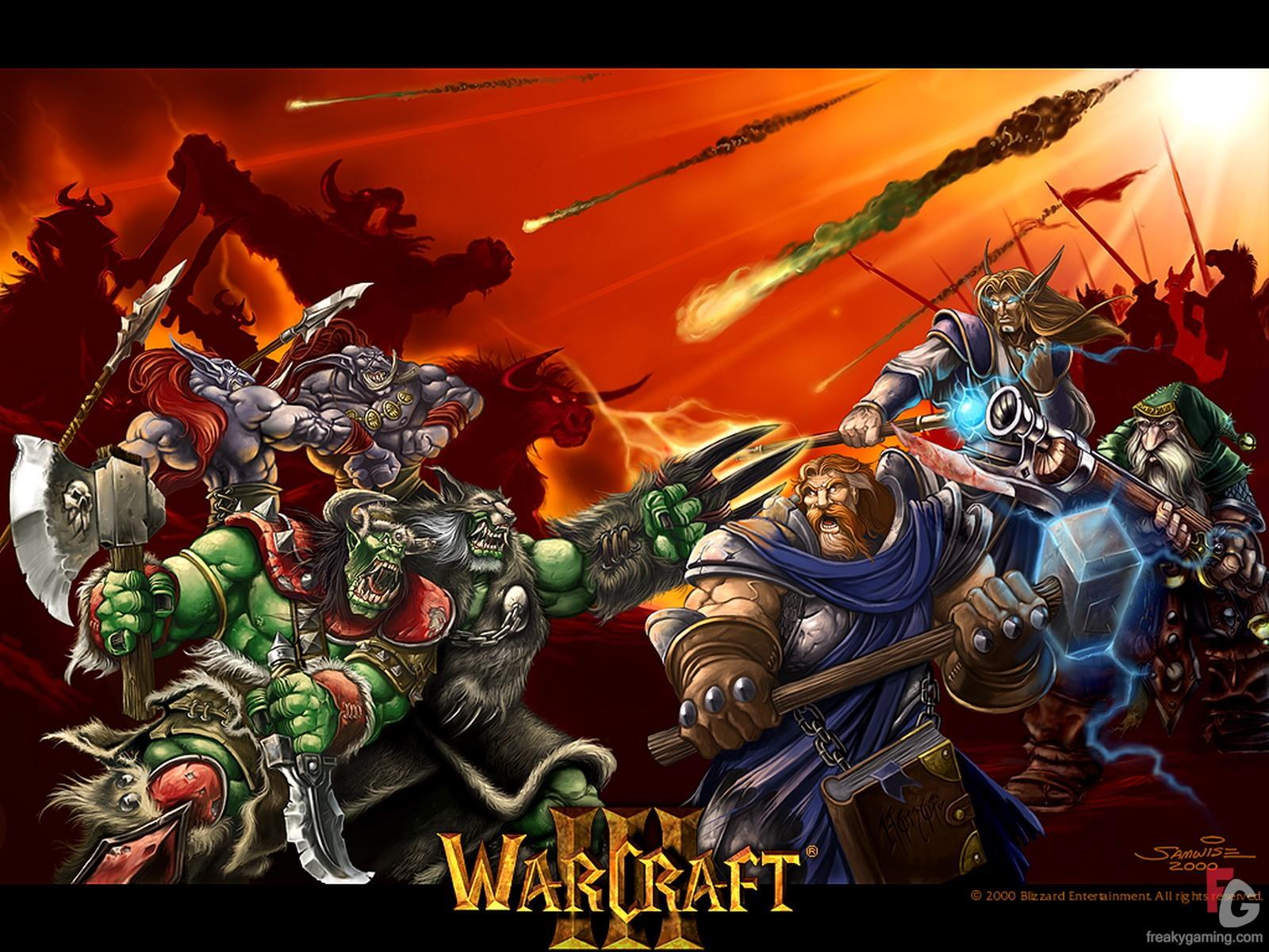 Warcraft 3: Tides of Darkness mod - Mod DB