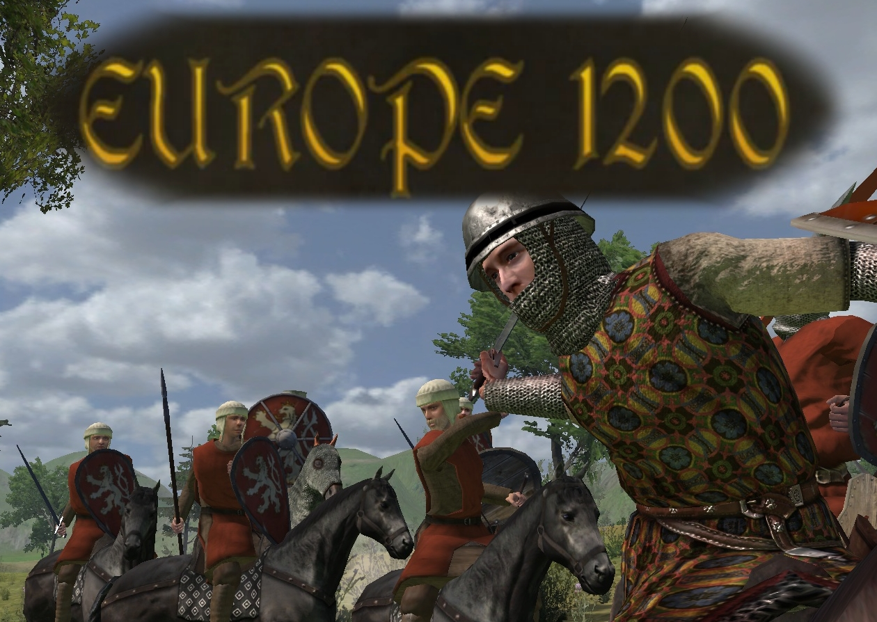 Europe 1200 mod download