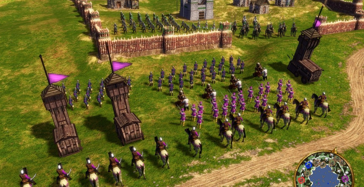 Get Here Age Of Empires 3 The Asian Dynasties - resim