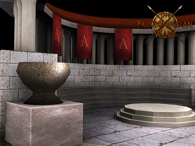 Почти обзор 3 The Peloponnesian Wars mod for BFME 2 - YouTube