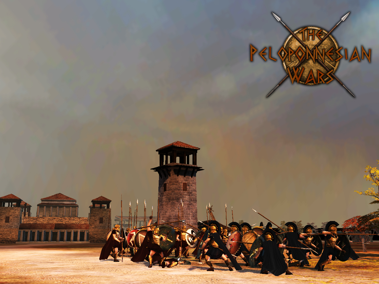 Peloponnesian war mod bfme 2 download