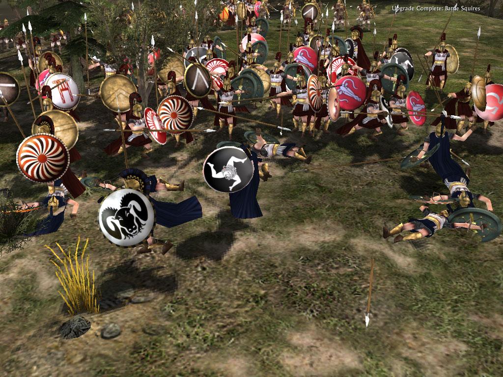 Downloads - The Peloponnesian Wars mod for Battle