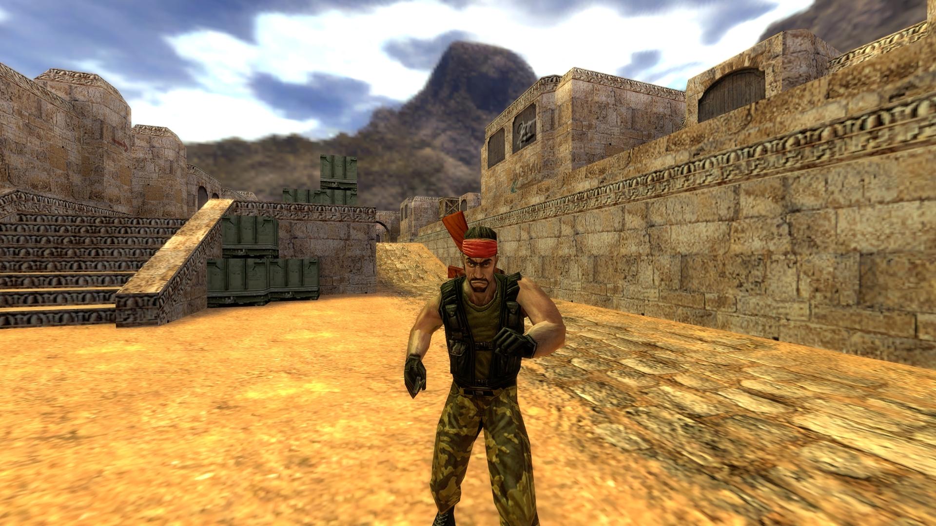 Player Models Image Counter Strike 1 6 Source Mod For Half Life 2