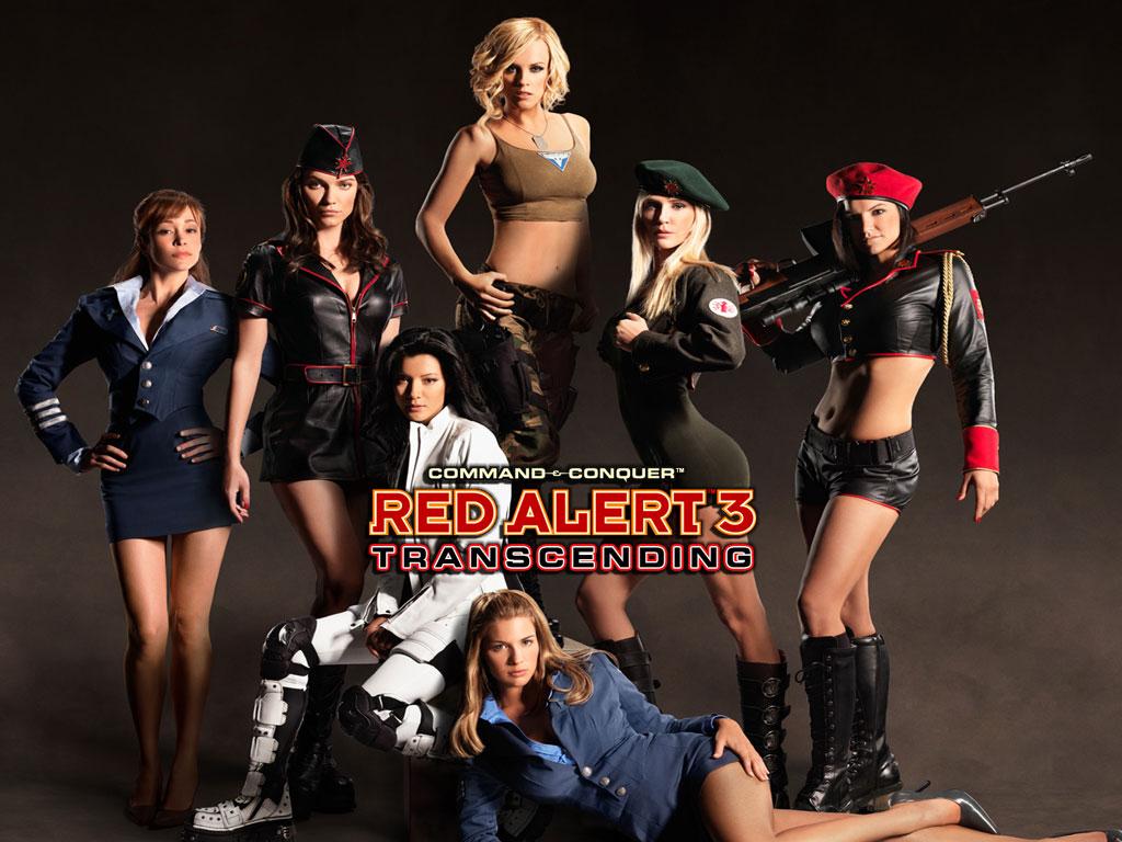 Red alert 3 takara