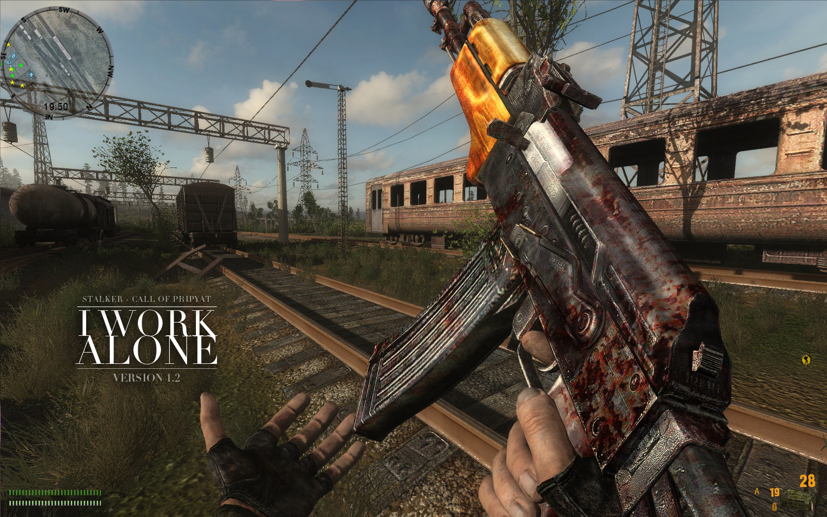 Shadow Of Chernobyl Weapon Mods