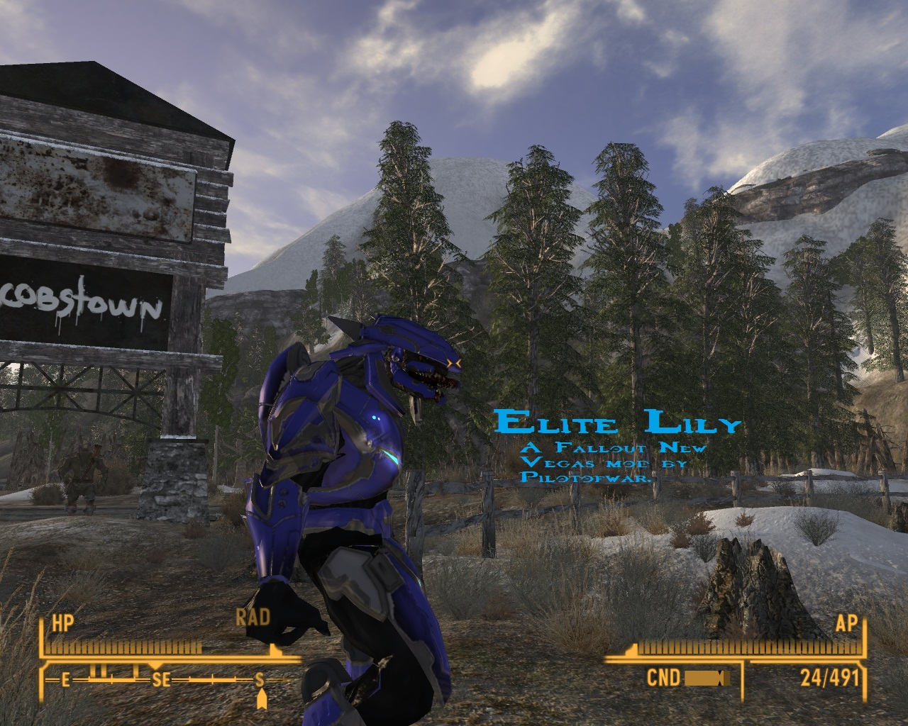 Elite Lily mod for Fallout: New Vegas - Mod DB