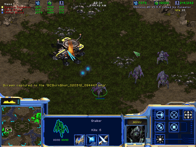 news image - StarCraft: The Fusion Core mod for StarCraft