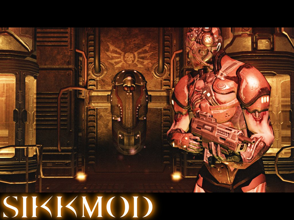 Sikkmod for Quake 4 - Mod DB