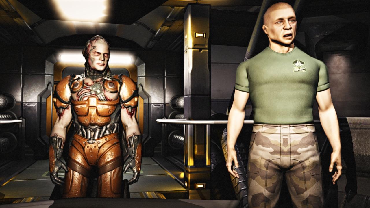 Quake - Sikkmod Lite 1 0 für Quake 4 | idGames