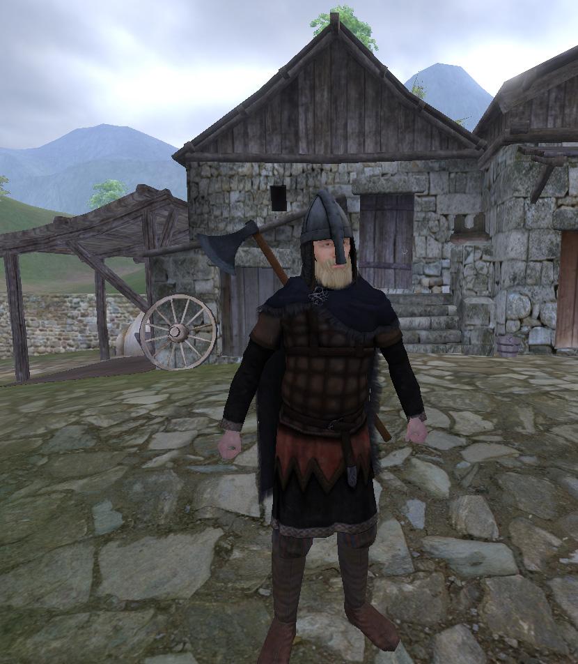 мод викинги на Mount And Blade Warband скачать - фото 4