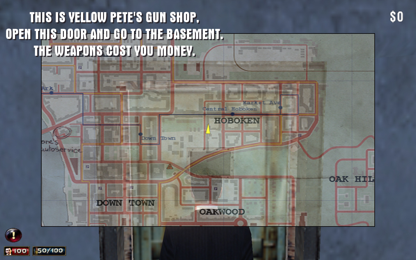Yellow Pete S Gun Shop That S Where Is Located Image