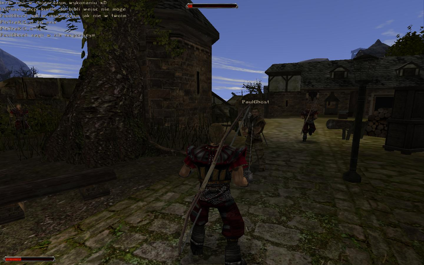 GMP Screen #3 image - Gothic Multiplayer mod for Gothic II - The Night of the Raven - Mod DB