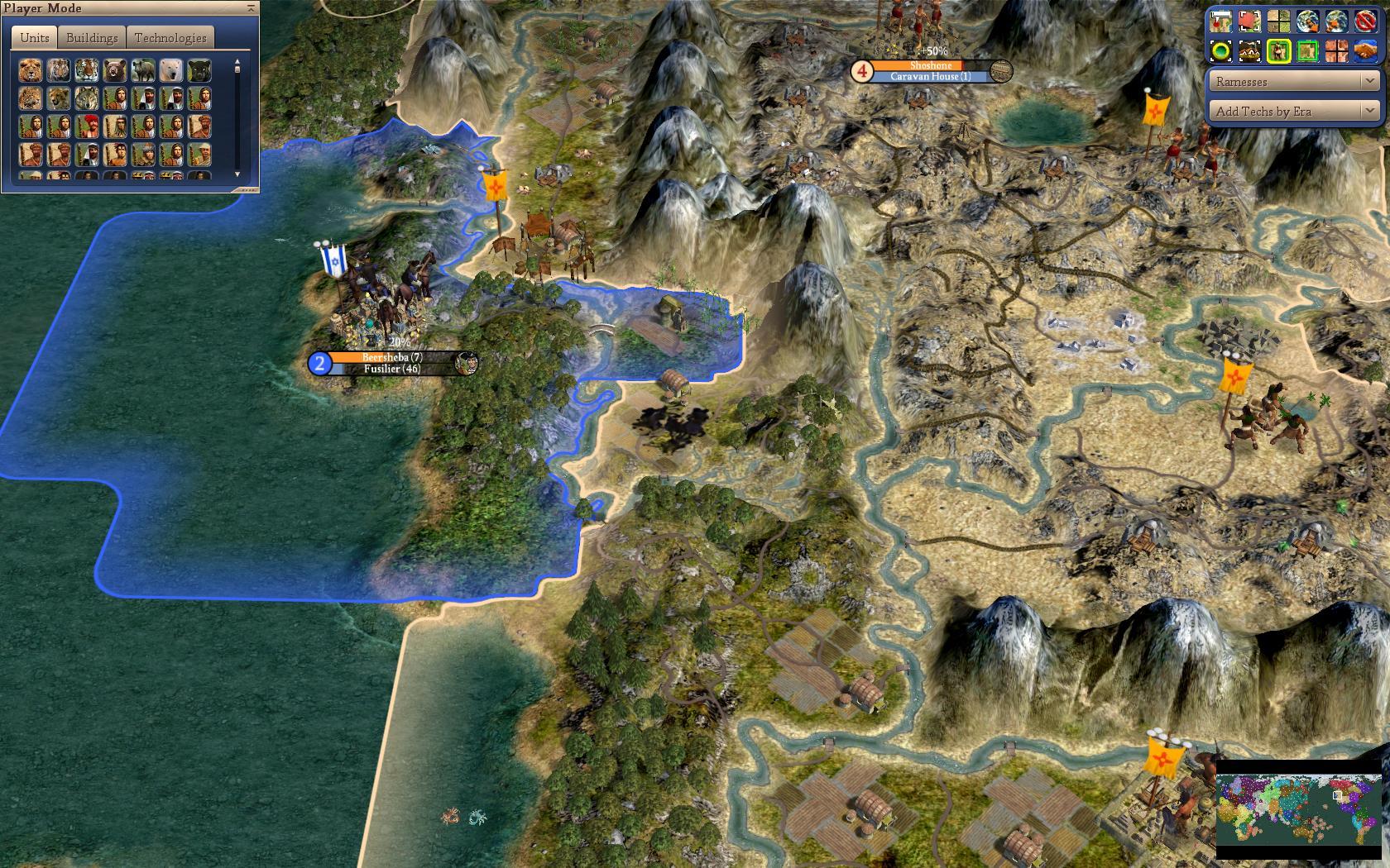 World Map Scenario Israel S Colony In California Image Realism