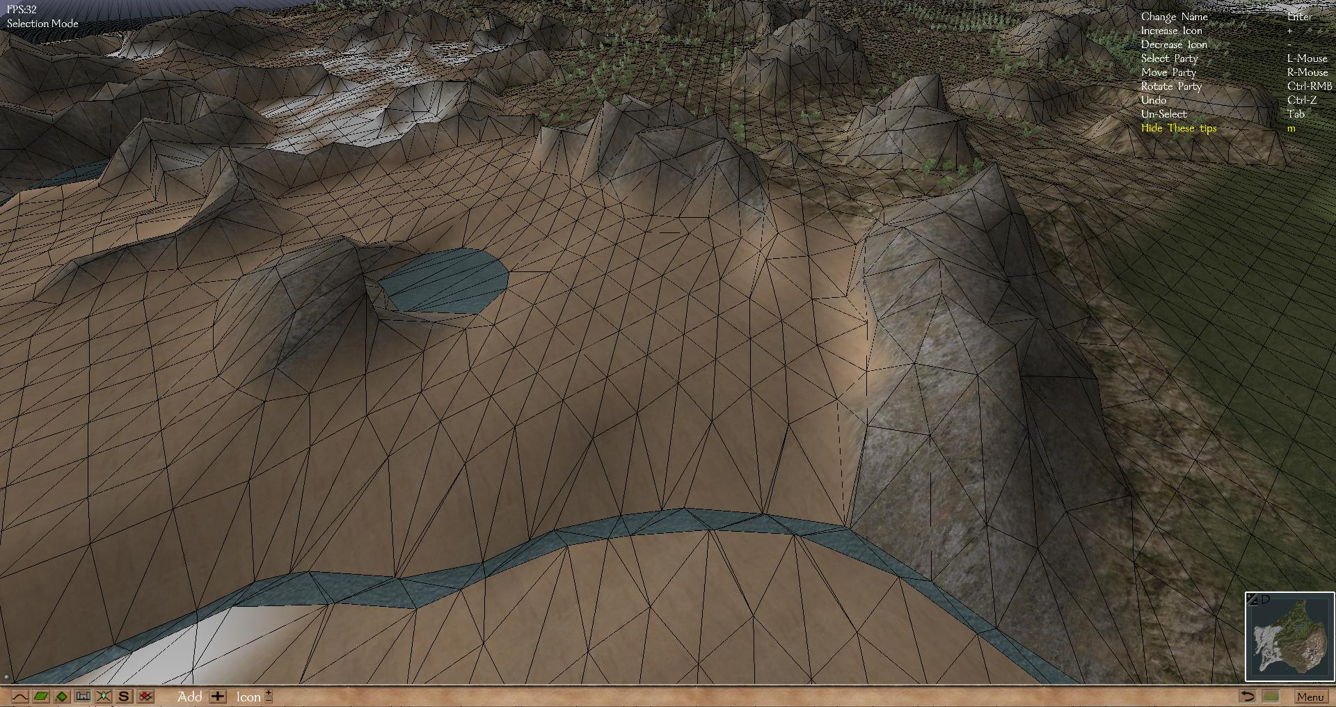 Appeal to experianced campaign map makers3d modelers if you want to see how a island type map is done take a look at my map for sod warlords gumiabroncs Choice Image