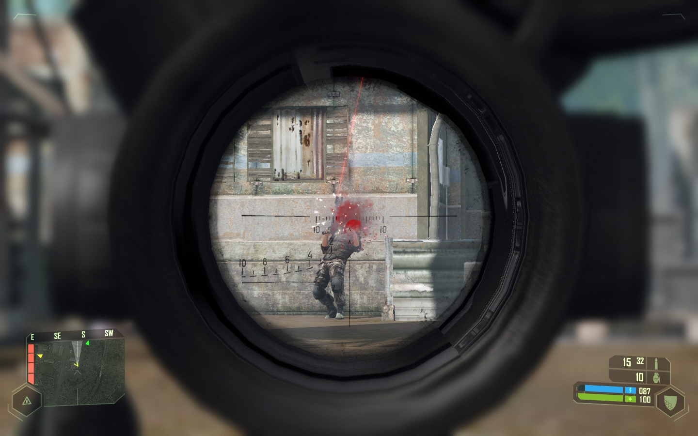 Snipers doing what they do best image