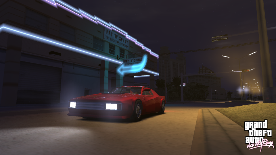 GTA: Vice City Rage Official Screenshots image - Mod DB