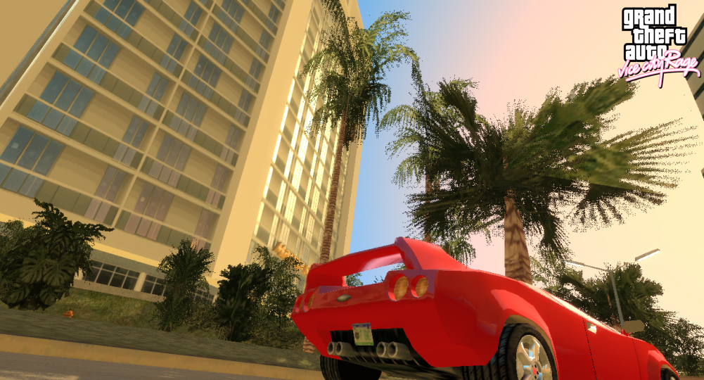 GTA: Vice City Rage Official Screenshot image - Mod DB