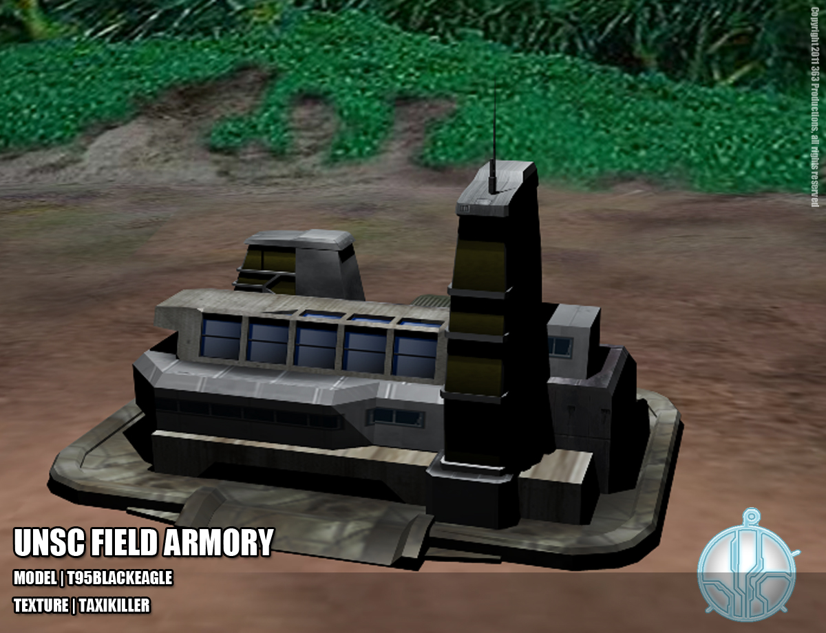 UNSC Field Armory