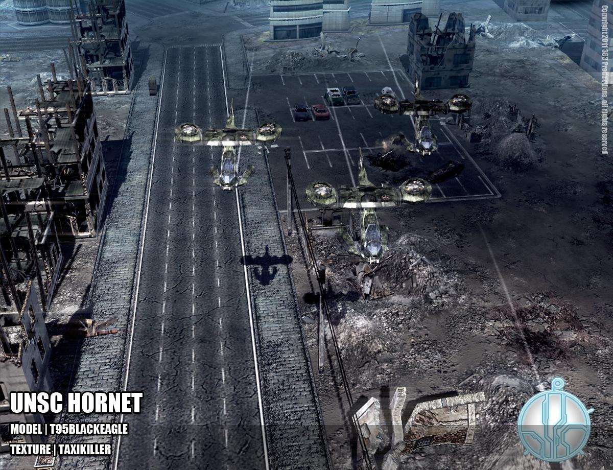 UNSC Hornet